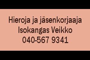 Hieroja Veikko Isokangas